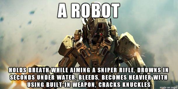 Black Ops 3 Logic