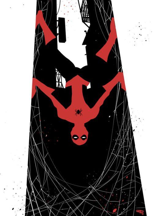 Spider Alley - Denis Medri