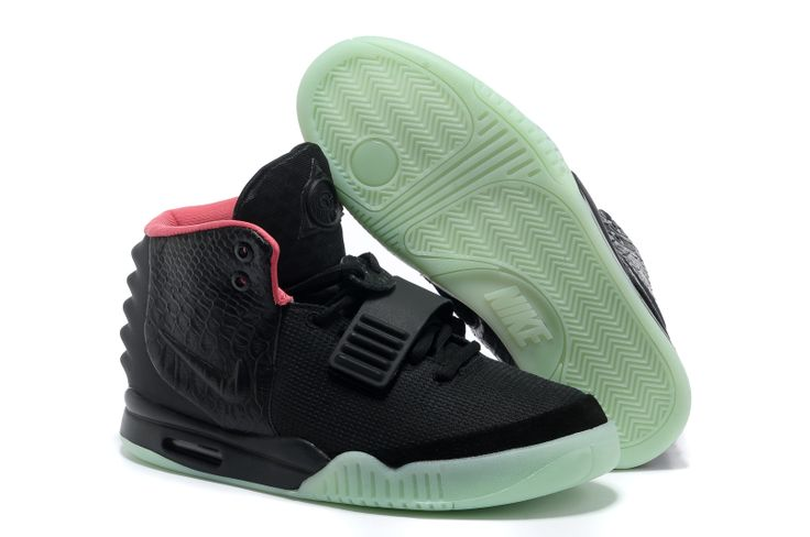 Nike air yeezy 2 Black Mens basketball shoes latest nike shoes Regular Price: $350.00 Special