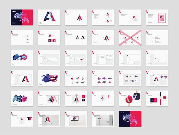 Brand Identity of Agency One, A Digital Communication Agency