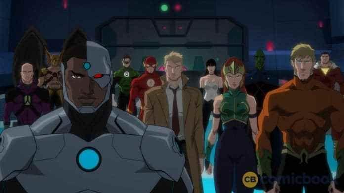 Justice League Dark Apokolips War Cast And Synopsis Revealed Justice League War Justice League Dark Justice League
