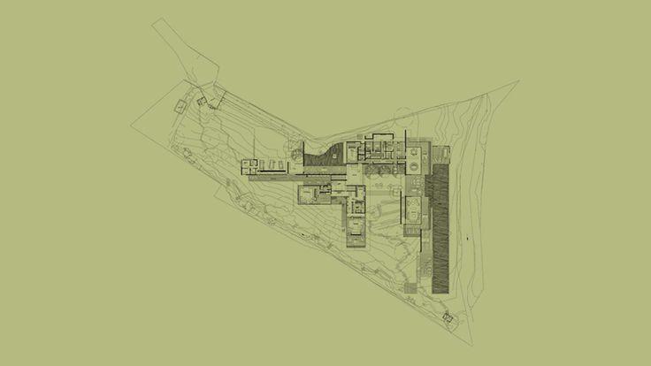 site-Plan-Lurah Tunku House