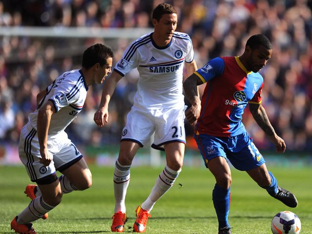 Team News: Two changes apiece for Crystal Palace, Chelsea