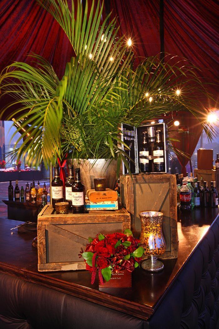 Havana Nights Decor Kemistorbitalshow