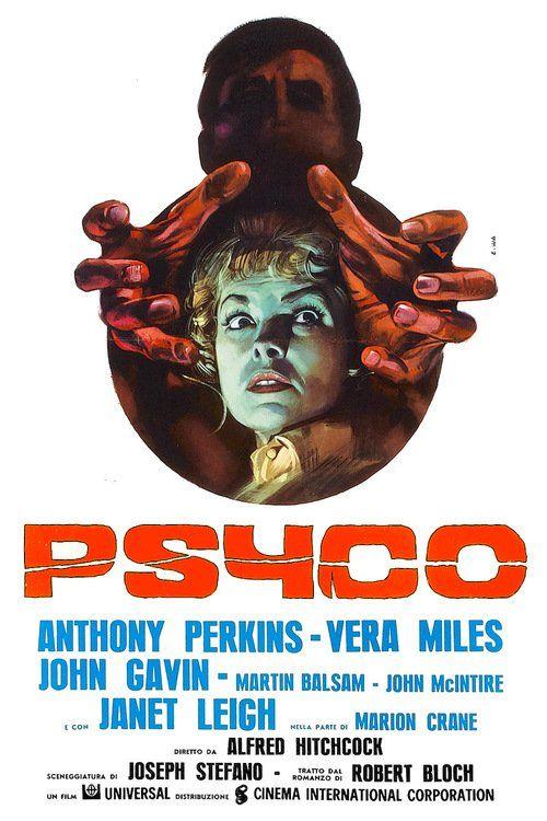 Watch->> Psycho 1960 Full - Movie Online