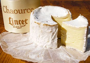 Chaource is a tall, round Brie-like cheese made in the Champagne and northern Burgundy regions of France, and particularly in its namesake town of Chaource, Champagne. http://www.cooksinfo.com/chaource-cheese