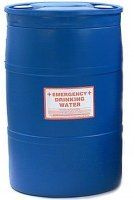 How to store water properly.: Water Storage, Water Barrels, Emergency Water, Potabl Water, Emergency Preparedness, Ensur Clean, Emergency Preparation, 30 Gallon Water, Stores Water