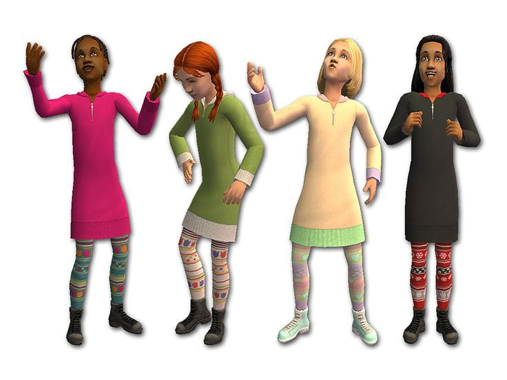 17 Best Images About Sims 2 Kids Clothing Cf On