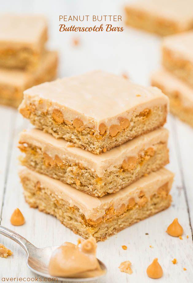 Bares mantequilla de cacahuete caramelo - enseña los Blandos masticables Cargados de caramelo! El glaseado de mantequilla de maní suave satinada es inc ...