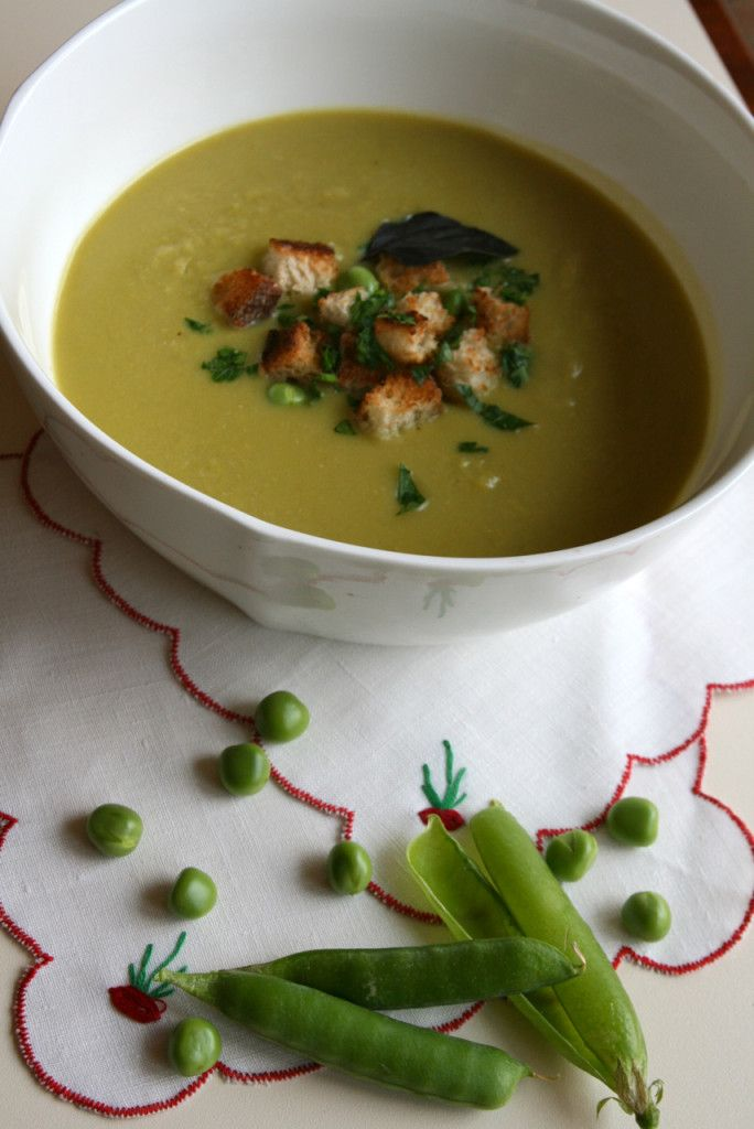 Hrachova polievka