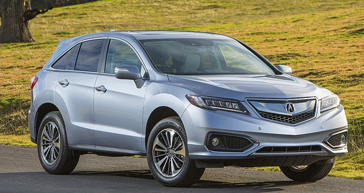 Acura RDX Best SUVs for Family