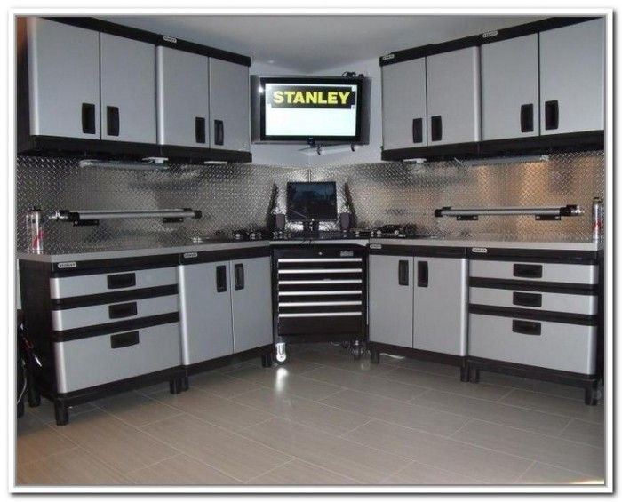 Husky Garage Storage Units : Best Garage Design Ideas