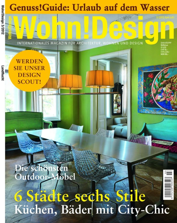 best 25+ deutsche magazine ideas on pinterest | deutsche, Innenarchitektur ideen