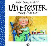 Kari Grossmann - Lillesøster spiser frokost
