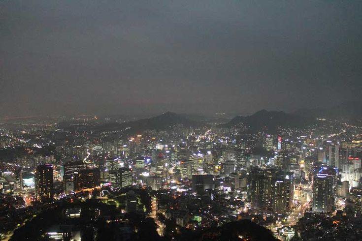 La N Seoul Tower est un lieu incontournable à visiter lors de votre séjour en Corée du Sud, vous découvrirez un magnifique panorama de Séoul.