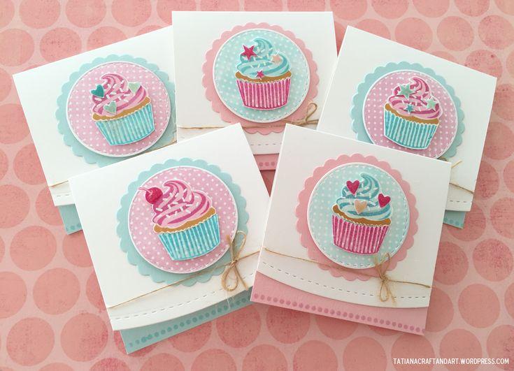 Simon Says Stamp: Cupcake Party