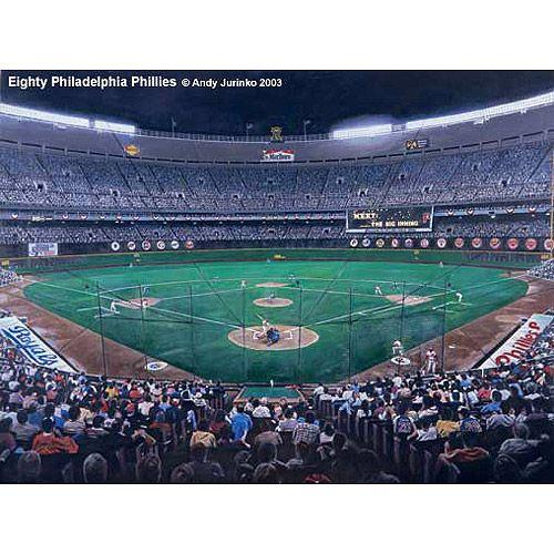 The Vet Phillies Stadium. Every chance I get.