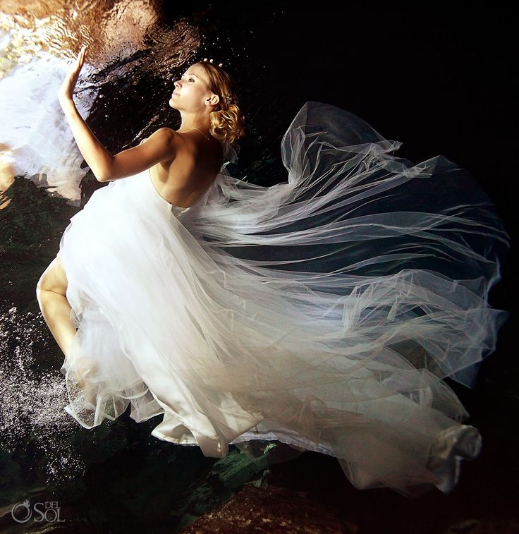 35 Fantastic Ideas Of Mermaid Wedding Dresses You Won T Be: 17 Best Images About Trash The Dress Ideas On Pinterest