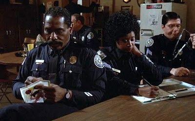 Полицейская академия 6: Город в осаде / Police Academy 6: City Under Siege, 1989