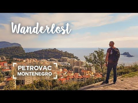 Montenegro Part 6 - We got lost in Petrovac! 🙈🤗