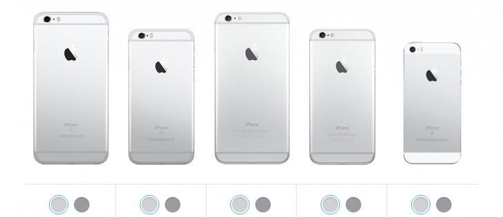 awesome iPhone SE: 2 GB de RAM, antiguo TouchID y cámara selfie
