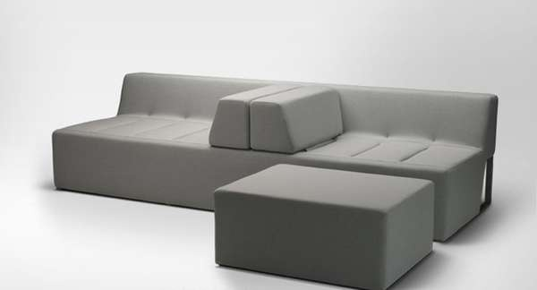 rad reconfigurable couches the armrests of the tetris sofa by marcin wielgosz can be. Black Bedroom Furniture Sets. Home Design Ideas