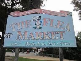 Capitol Flea Market San Jose Calif