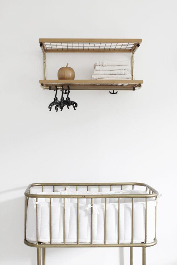 White, Ethereal, Minimalistic Nurseries -Petit & Small