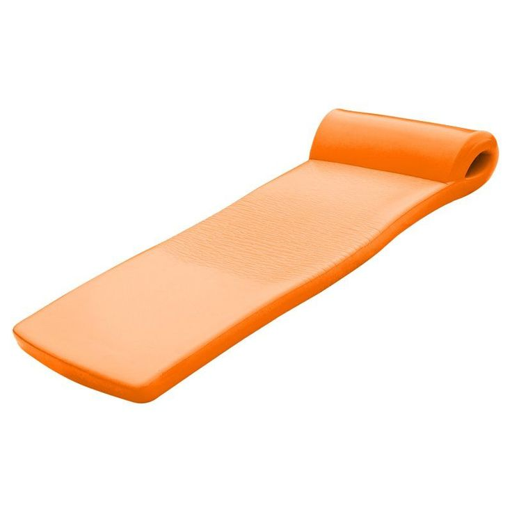 TRC Recreation Ultra Sunsation Foam Pool Float Orange Breeze - 8021508