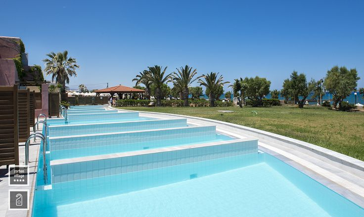 Bungalows - With Private pool & sea view