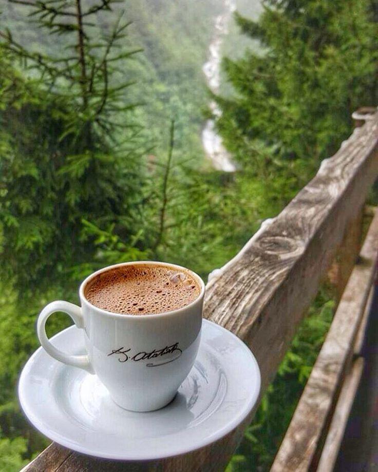 ❤️☕️ #Turkishcoffee // Photo by oyesildal