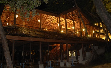 The ululani's seaside restaurant at Hawaii a Club Bali Resort