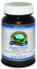 Биологически активная добавка (БАД) Perfect Eyes (Перфект Айз) NSP 60 капсул