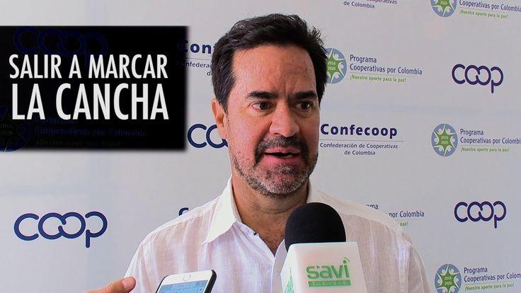 Invitación de Frank Pearl, comsiionado de paz de Colombia, para #SectorCooperativo y #SectorSolidario