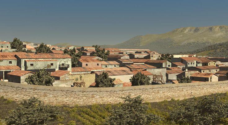 Roman City of Ammaia #BoutiqueHotelPoejo #Marvao #Alentejo #Portugal #Hotel #Travel
