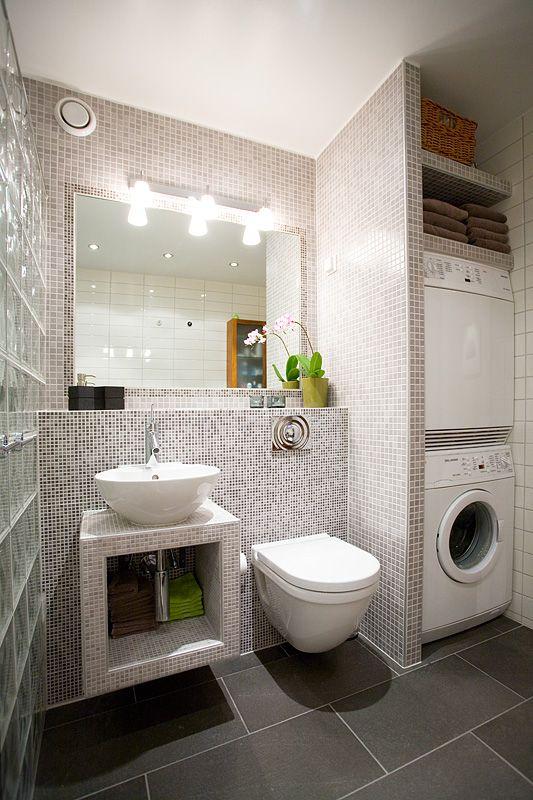 vaskemaskin og tørketrommel oppå hverandre - Google-søk