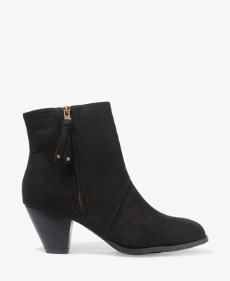 Love this Dicker-like boot!: Forever21