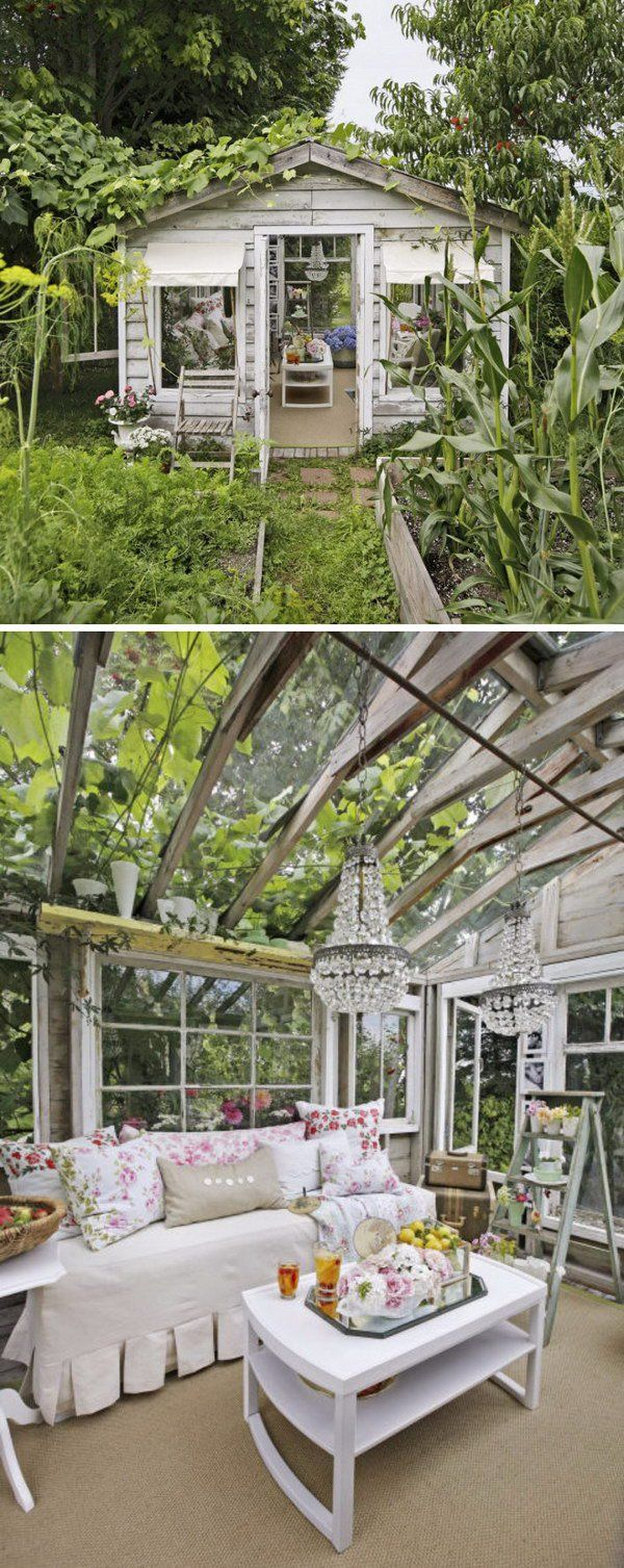 617 best greenhouses and conservatories images on pinterest