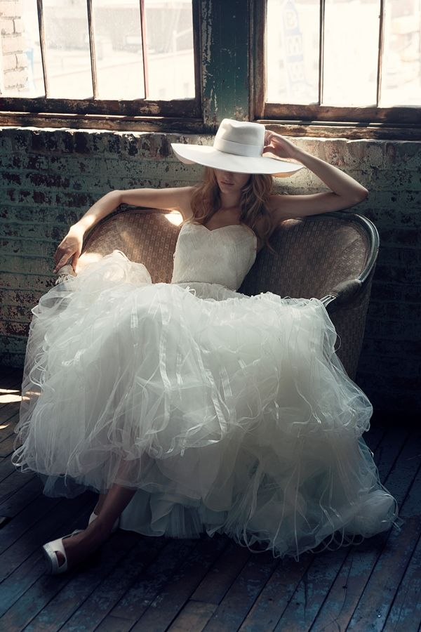 Michelle Roth 2014 Bridal Collection - Munaluchi Bridal Magazine