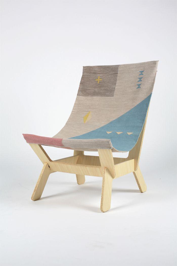 The Dhurrie Chair - Pål Rodenius