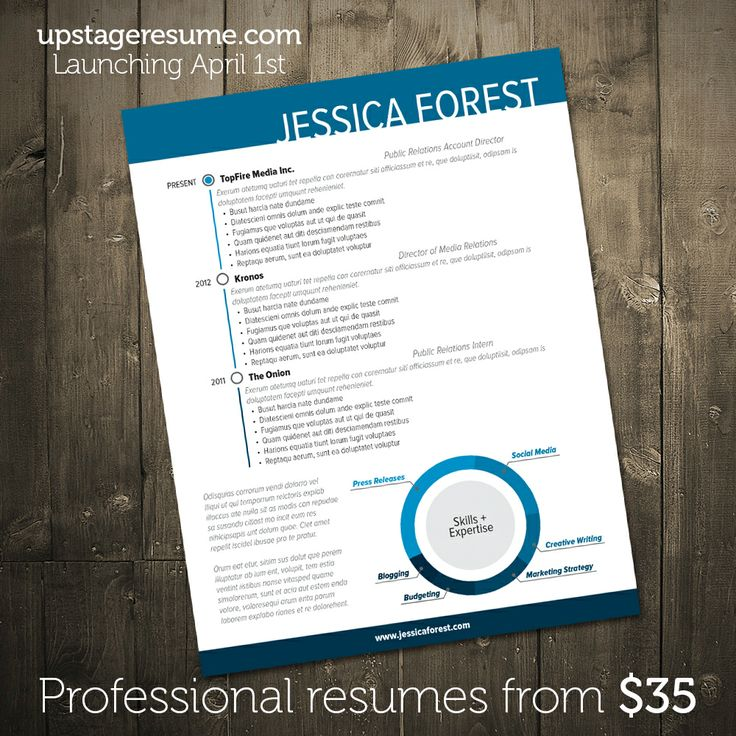 custom resume design template check out upstage resume at