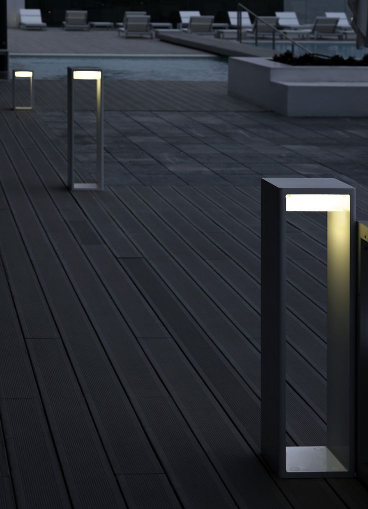 23 best outdoor lighting luminarias de exterior images for Luminarias de exterior