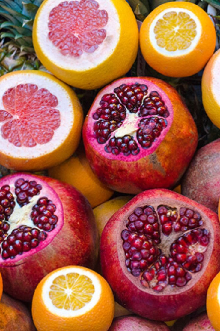 Fresh fruit may lower your risk of diabetes.