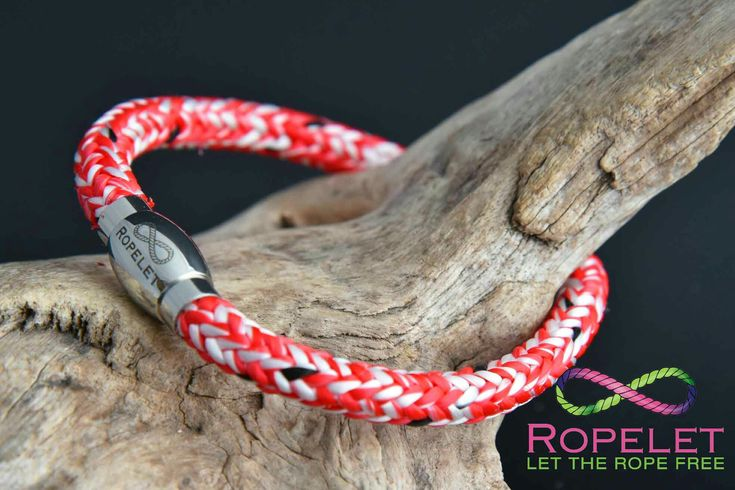 Be bold and bright with a Ropelet,  like this red white and black Ropelet available in our online shop at www.ropelet.co.uk.  One of the many rope and leather bracelets made just for you at great prices starting at  £5.  Created in the UK and shipped worldwide Ropelet brings fashion and value to your wrist.   #ropelet #ropebracelet #bracelet #leatherbracelet #climbingbracelet #skateboarding #snowboarding #surferbracelet #paddleboarding #mensbracelet #style #wristwear #giftidea #presents