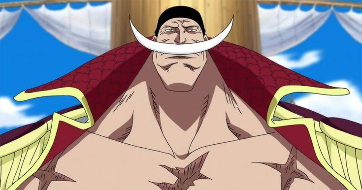 Edward Newgate – One Piece Más conocido con el sobrenombre de Shirohige  o barba Blanca, es el capitán y líder de los piratas barba Blanca, también es uno de los yonkou