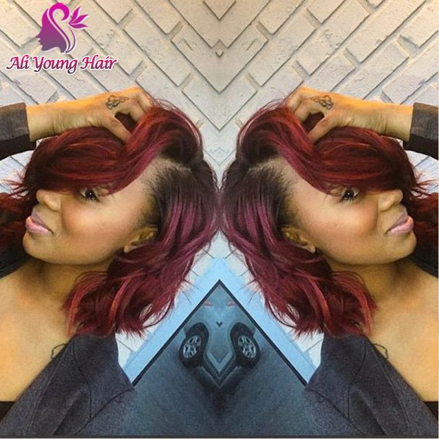 Find More Wigs Information About Short Ombre Bob Wigs