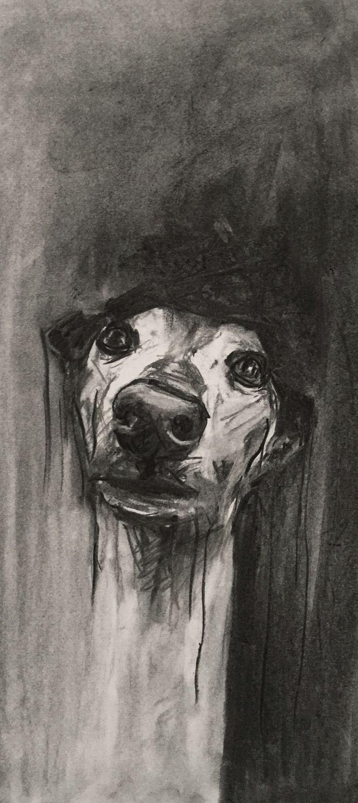 'A Little Worry' by Julie Brunn