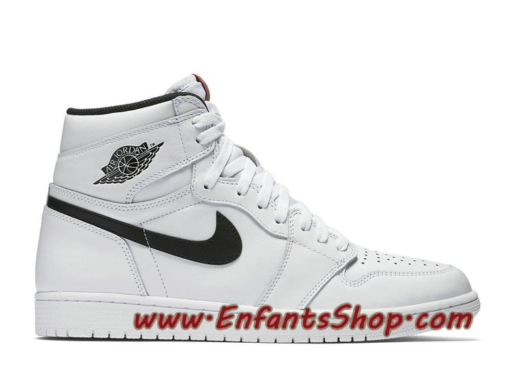 "Air Jordan 1 Retro High Og ""Premium Essentials"" Chaussures Nike Basket Pas  Cher Pour"