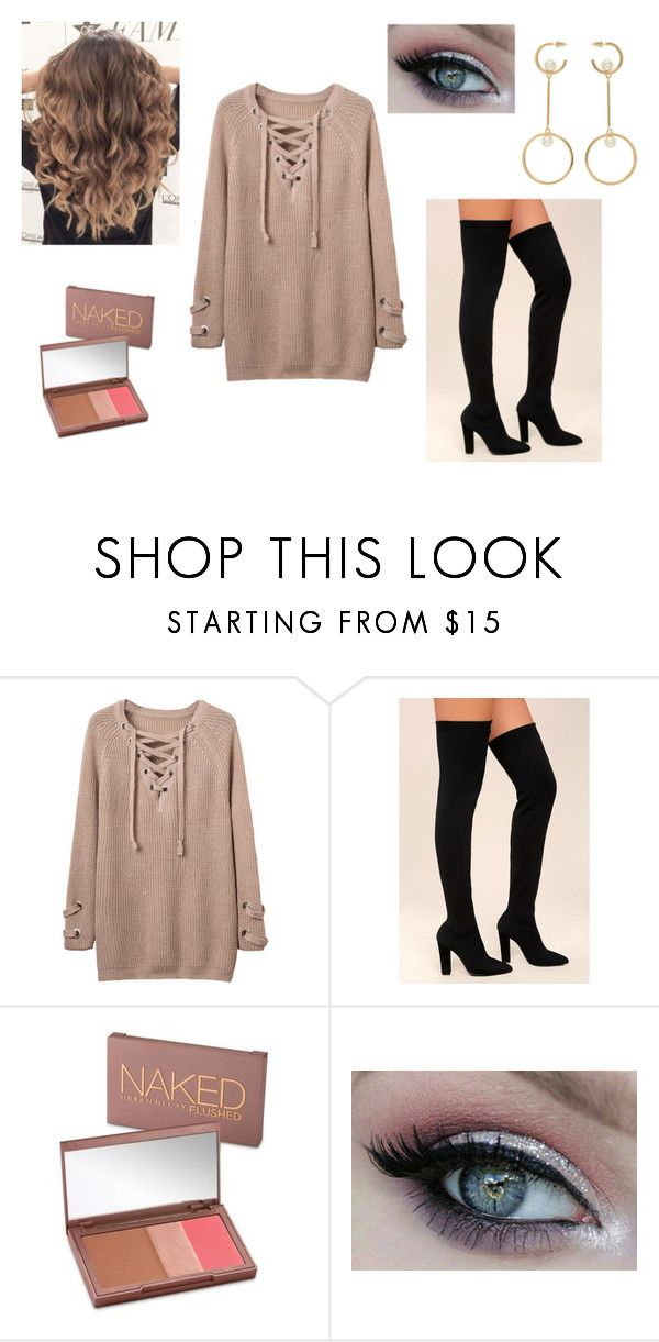 """""""Love My Body"""" by lavidaeschulisimaosea on Polyvore featuring moda, WithChic, Bamboo, Urban Decay y Chloé"""