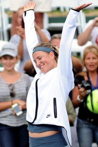 06. Victoria Azarenka – Belarus (Tennis) Top 10 Highest Paid Female Athletes in the world 2015 http://www.sportyghost.com/top-10-highest-paid-female-athletes-world-2015/